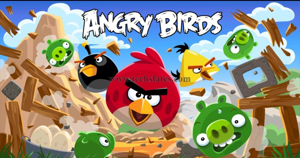 Download Angry Birds(Free) for PC-Laptop,Play Angry Birds on Windows 10-8.1-8-7 image