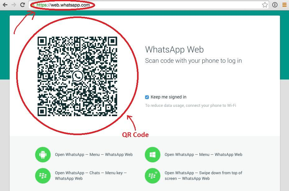 Download WhatsApp for PC-Laptop [Free]-WhatsApp Web Version on pc, Chrome image