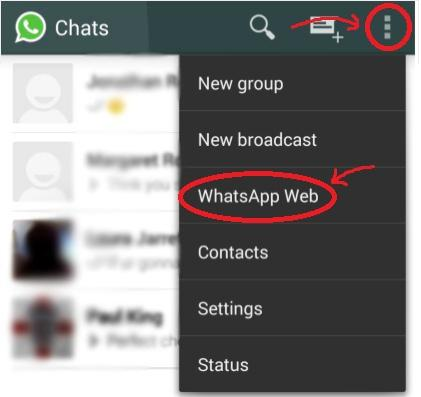 Download WhatsApp for PC-Laptop [Free]-WhatsApp Web Version on PC,Google Chrome image