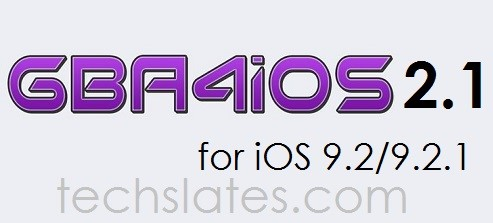 Download gba4iOS for iOS 9.2