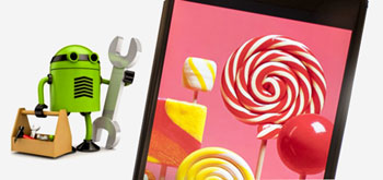 Nexus Android Lollipop 5.1 common problems and Best solutions image