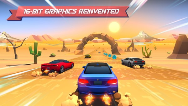 Horizon Chase for PC