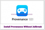 Install Provenance iOS Emulator without iOS 9.3.1/9.2/9.1.1 jailbreak