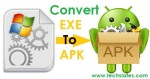 Free Download EXE to APK converter for Windows 10/8/7/8.1 PC/Laptop