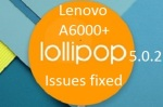 Lenovo A6000 plus WhatsApp Contacts Sync issue after Lollipop 5.0.2 update – fixed