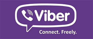 Viber for PC connect freely image
