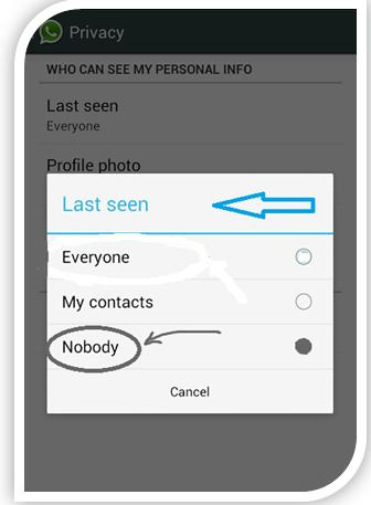 WhatApp privacy policy settings tips and tricks for PC and Android users image