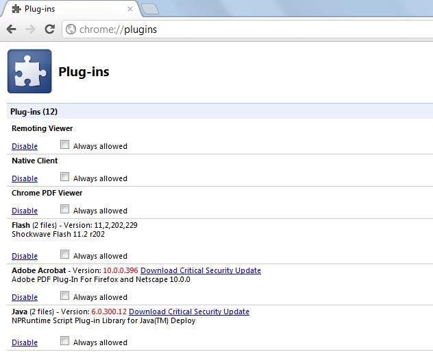 speed-up-google chrome-disable-plugins-1-image