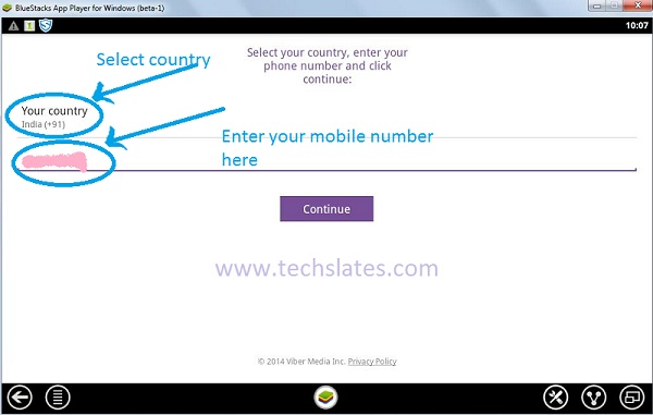 Viber for PC on windows10-8-8.1 image